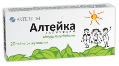 ������� ��������� �������� (ALTEYKA HALYCHPHARM tablets)