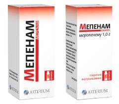 МЕПЕНАМ (MEPENAM)