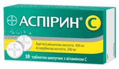 АСПИРИН® C (ASPIRIN® C)