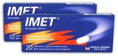 ИМЕТ® (IMET)