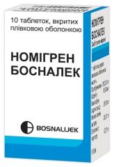 номигрен инструкция цена в украине - фото 5