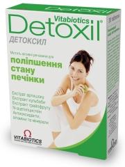 ДЕТОКСИЛ | Vitabiotics Ltd | Инструкция по применению