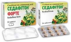 СЕДАФИТОН® (SEDAFITON)