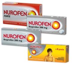НУРОФЕН (NUROFEN®)