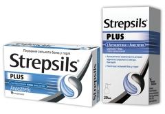 СТРЕПСИЛС ПЛЮС (STREPSILS® PLUS)
