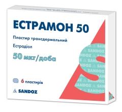 ЭСТРАМОН 50(ESTRAMON® 50)