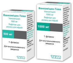 Vancomycin Инструкция По Применению - фото 3