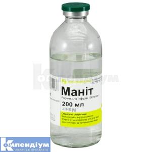 Маніт