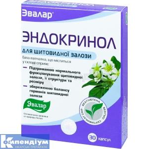 Эндокринол, Евалар