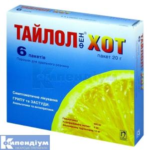 ТАЙЛОЛФЕН ХОТ