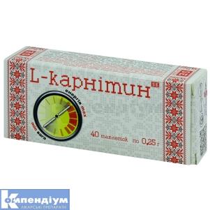 Л-карнітін