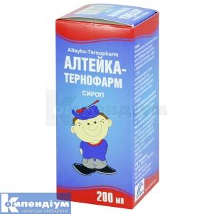 Алтейка-Тернофарм