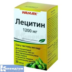 Лецитин інструкція із застосування