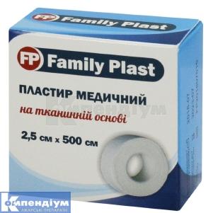 Пластир катушковий