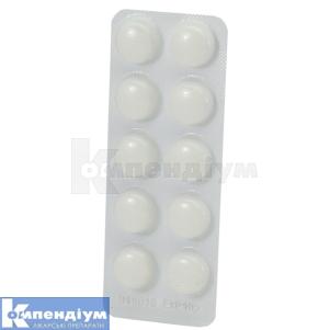 М'ятні таблетки