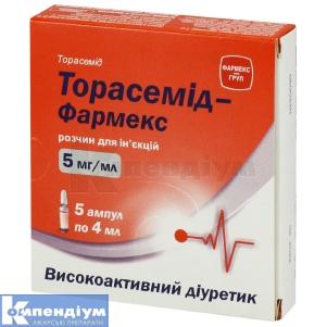 Торасемід