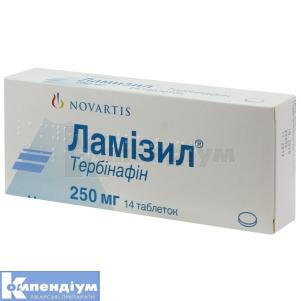 Ламізил таблетки інструкція із застосування
