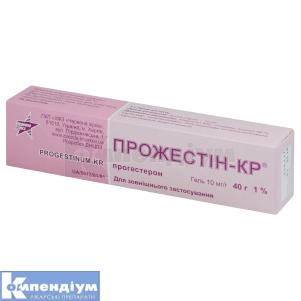 Прожестін-КР інструкція із застосування