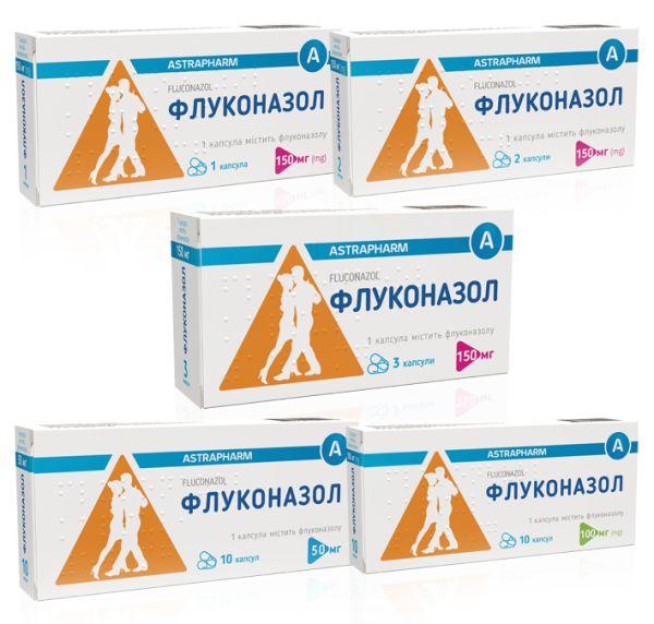 Флуконазол інструкція із застосування
