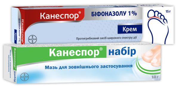 КАНЕСПОР / КАНЕСПОР НАБІР інструкція із застосування