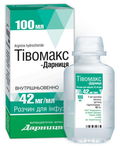 ТІВОМАКС-ДАРНИЦЯ інструкція із застосування