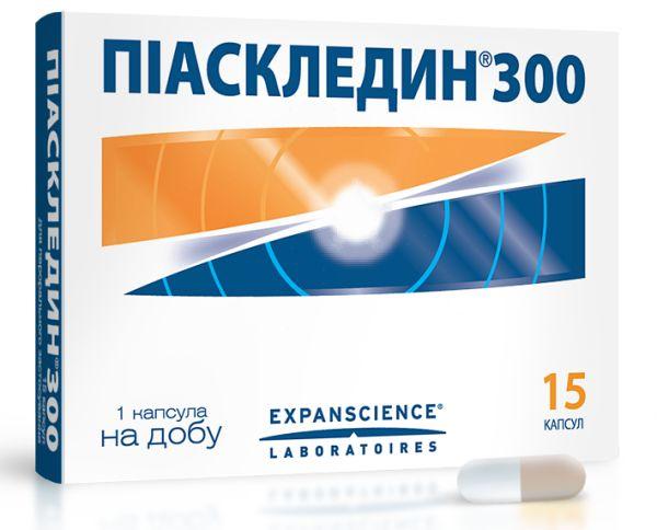ПІАСКЛЕДИН 300 інструкція із застосування