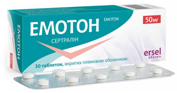 ЕМОТОН
