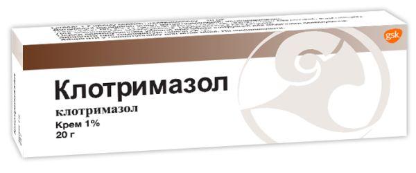 КЛОТРИМАЗОЛ інструкція із застосування