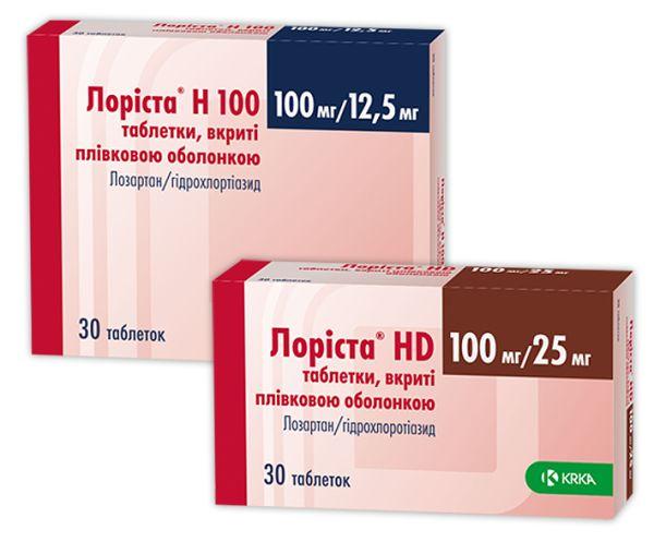 ЛОРІСТА H/H 100/HD