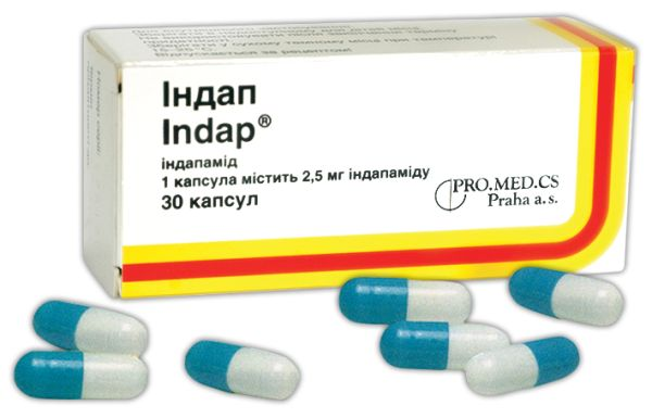 ІНДАП інструкція із застосування