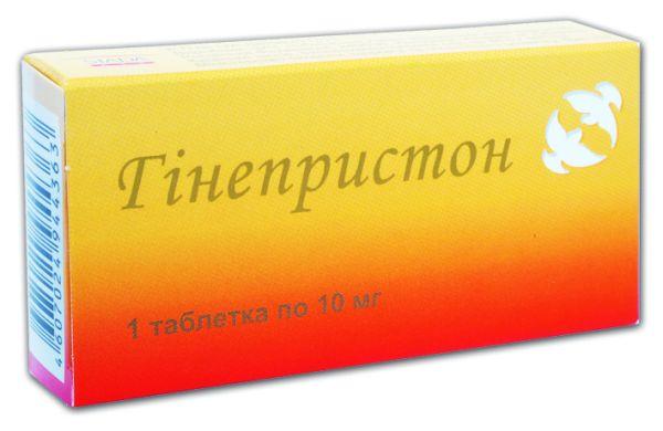 Гінепристон