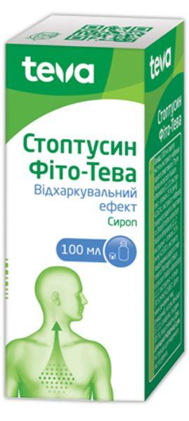Стоптусин Фіто-Тева інструкція із застосування