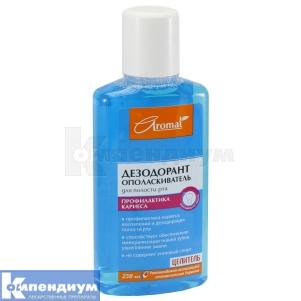 Целитель дезодорант-ополаскиватель д/рта профил. кариеса