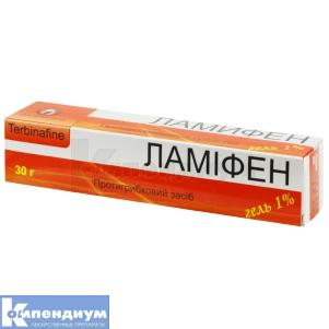 Ламифен гель