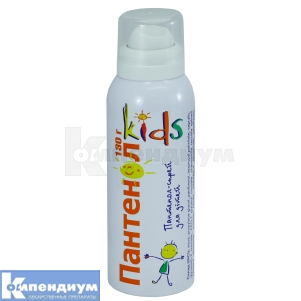 Пантенол-спрей для детей