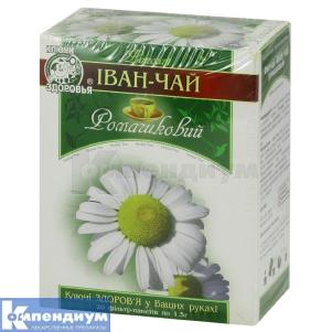 Иван-чай ромашковый инструкция по применению