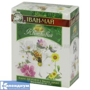 Иван-чай цветочный инструкция по применению