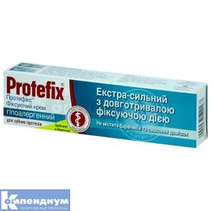 Протефикс фиксирующий крем