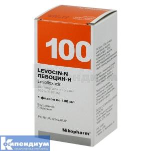 ЛЕВОЦИН-Н инструкция по применению