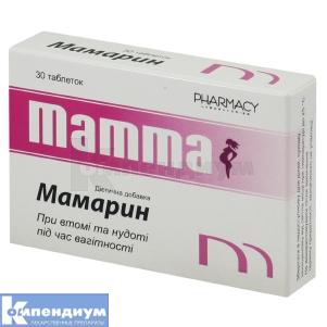 Мамарин
