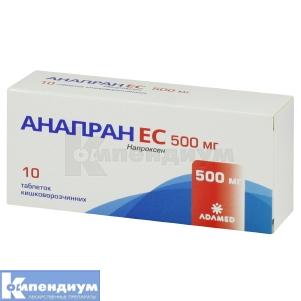 Анапран EC