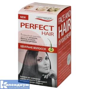 Идеальные волосы инструкция по применению
