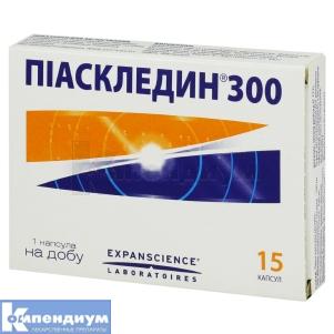 ПИАСКЛЕДИН 300 инструкция по применению