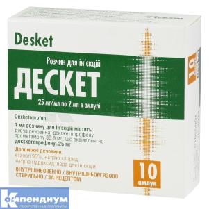 Дескет