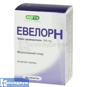 Эвелор Н