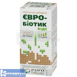 Евро-биотик кидс инструкция по применению