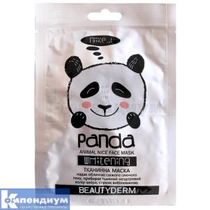 Энимал панда маска инструкция по применению