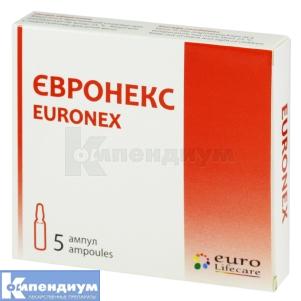 Евронекс инструкция по применению