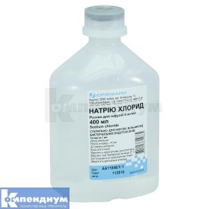 Натрия хлорид инструкция по применению