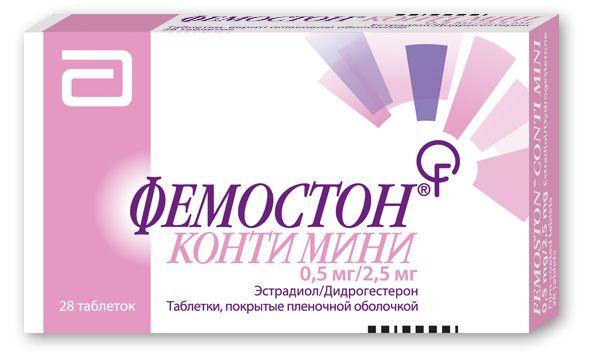 ФЕМОСТОН КОНТИ МИНИ инструкция по применению
